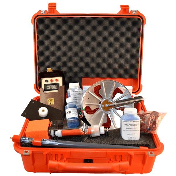 Kit para Teste de Corrosão em Concreto